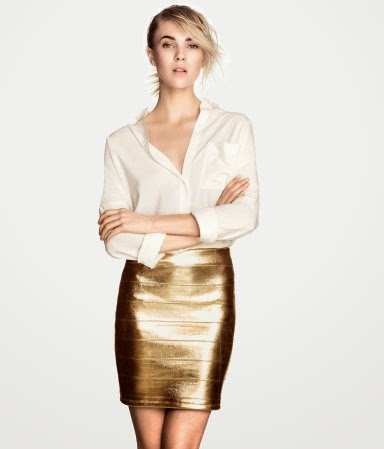 The Golden Skirt