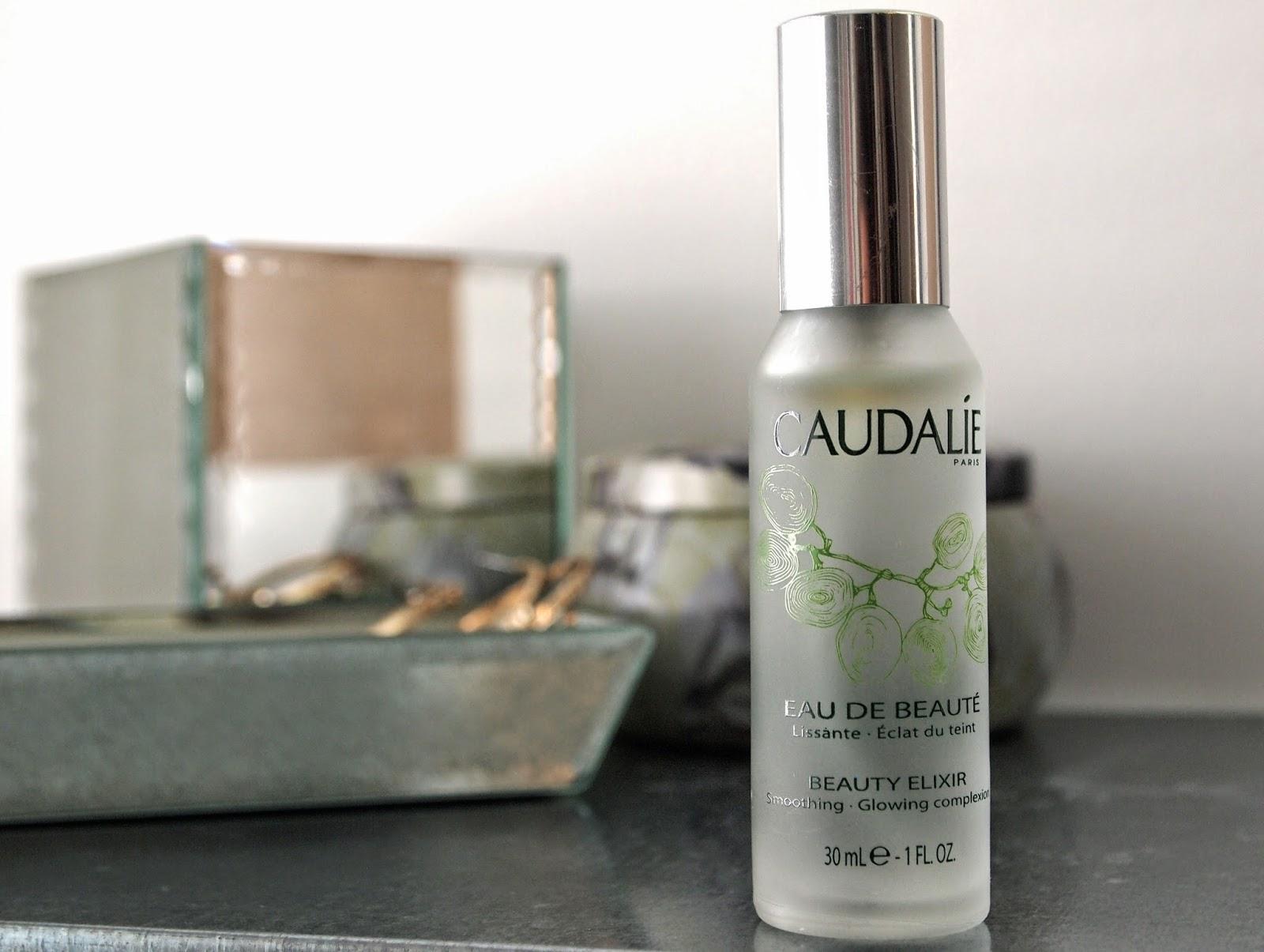 Ladybird tester kultproduktet Caudalíe Beauty Elixir