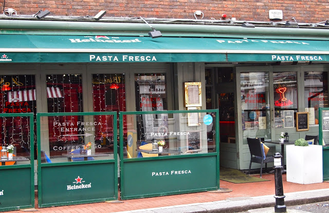 Pasta Fresca, Dublin