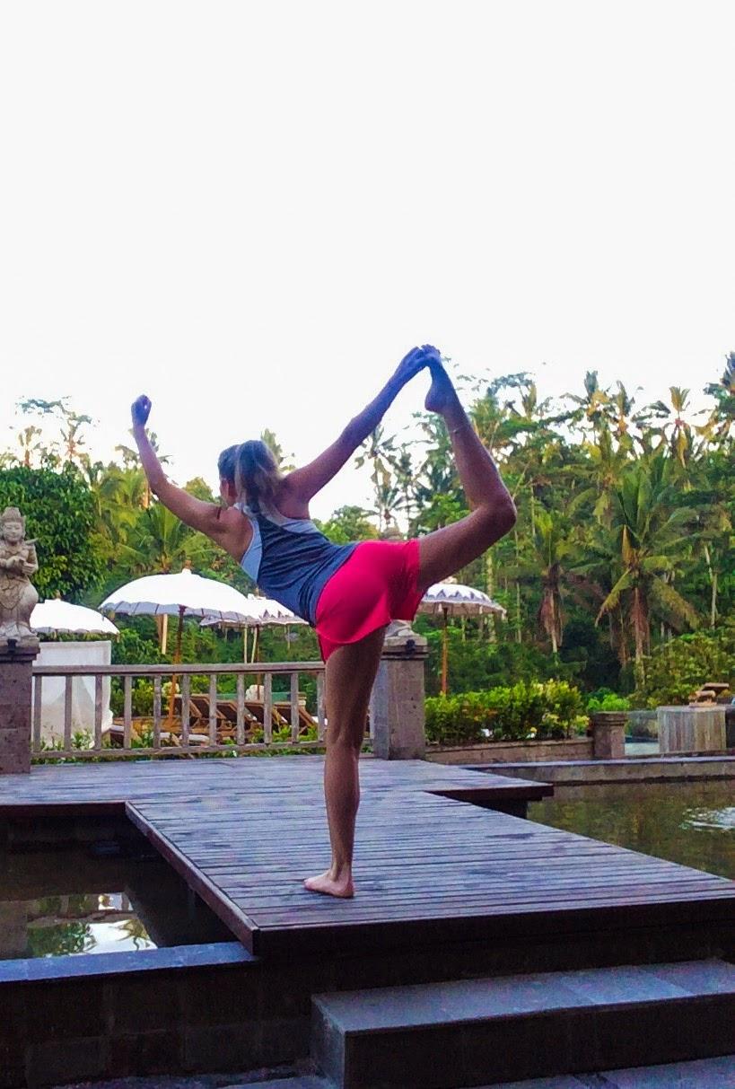 God morgen yoga i jungelen