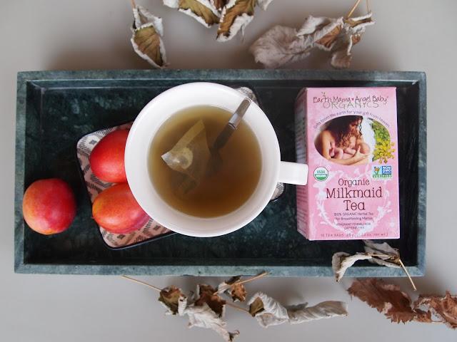 Organic Milkmaid Tea – økologisk ammete fra Skinlove.no