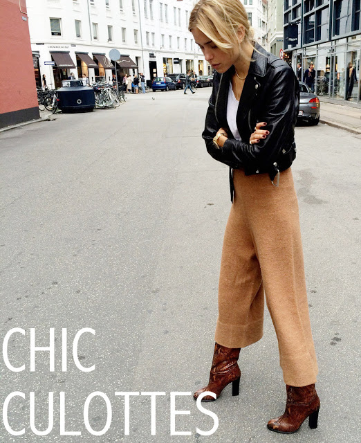 Chic Culottes