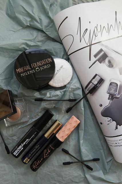 Makeup favorittene akkurat nå