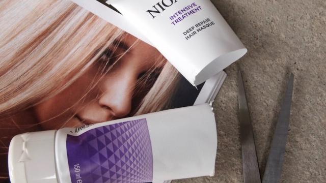 Et lite hårtips – NIOXIN hårmaske