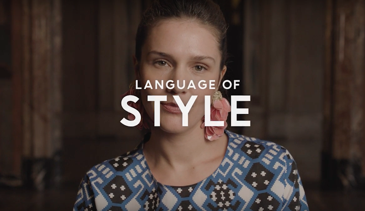 The Language of Style med Margherita Macapani Missoni