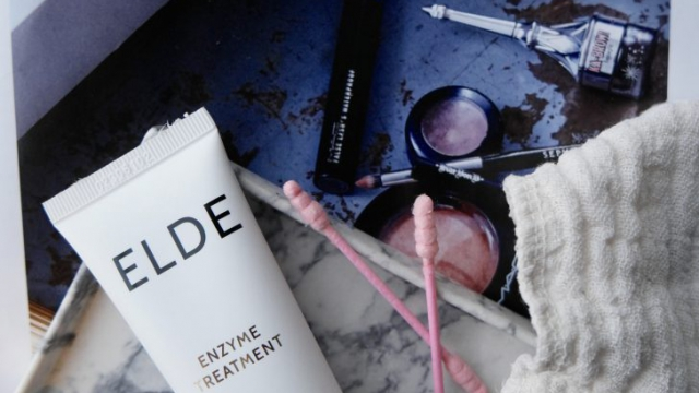 Elde Cosmetics Enzyme Treatment