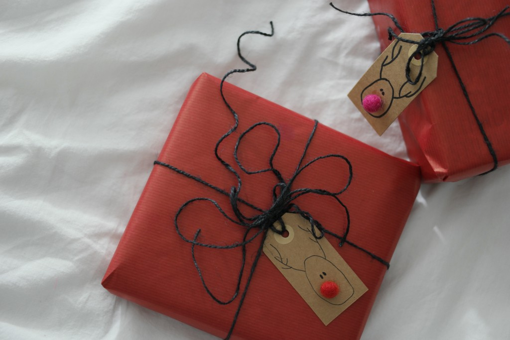 Julegaver innpakking