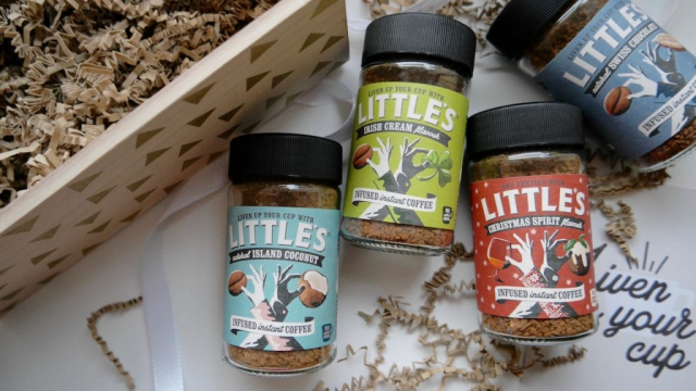 Vinn kaffe – Little's Instant Coffee
