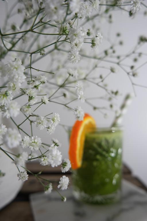 En fresh morgenjuice