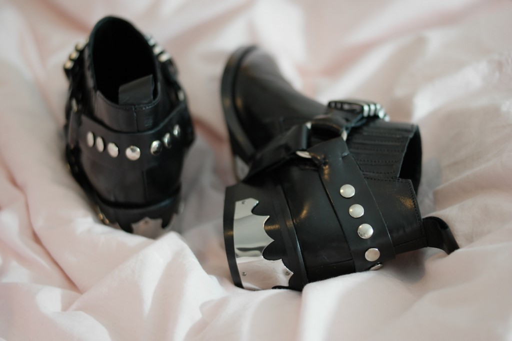 Gardenia Boots