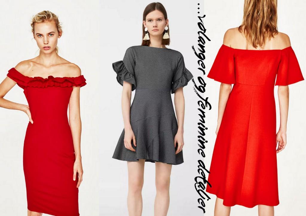 feminine kjoler