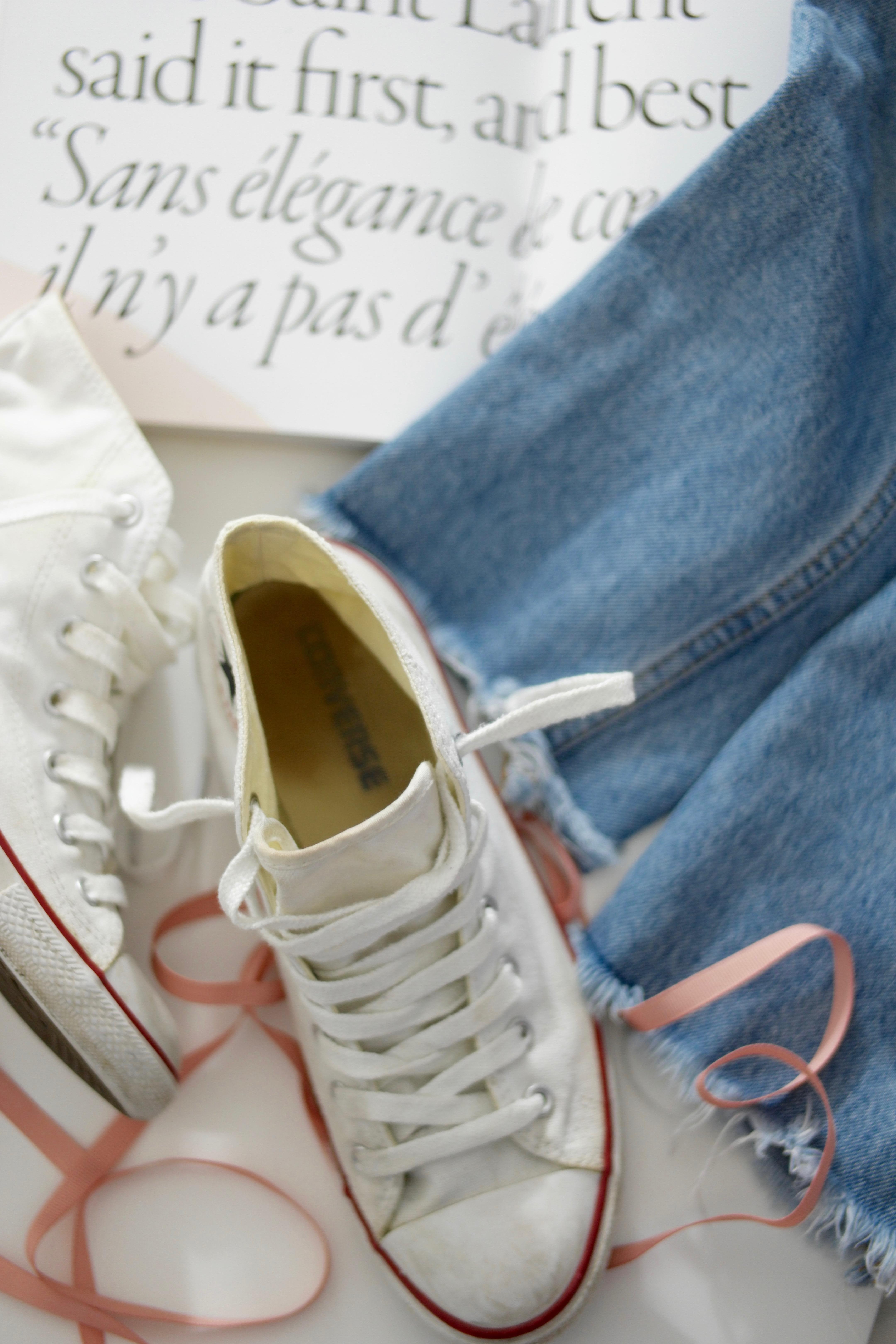 Converse – den klassiske vårskoen