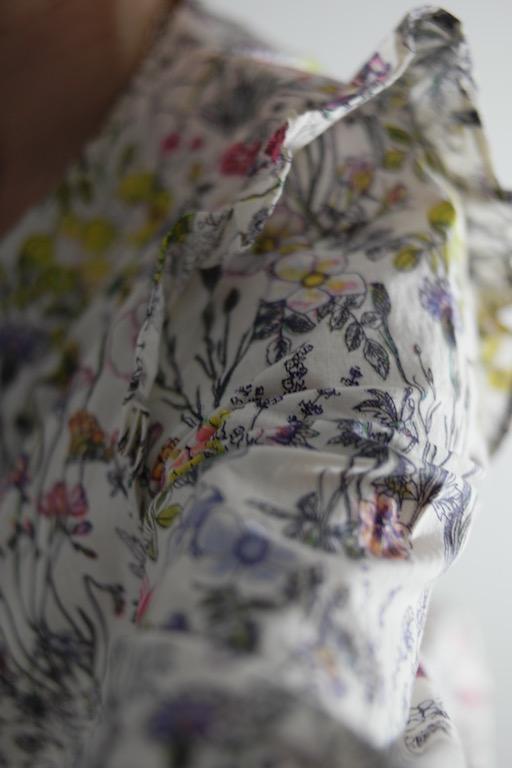 Blomsterskjorte H&M - Ladybirds Nest