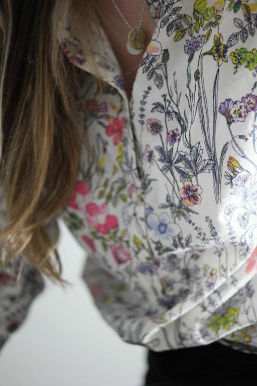 Vårens fineste blomsterskjorte