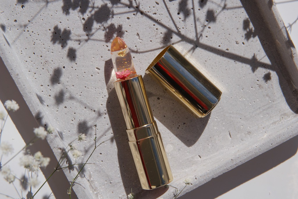 Verdens vakreste lebestift // Kailijumei