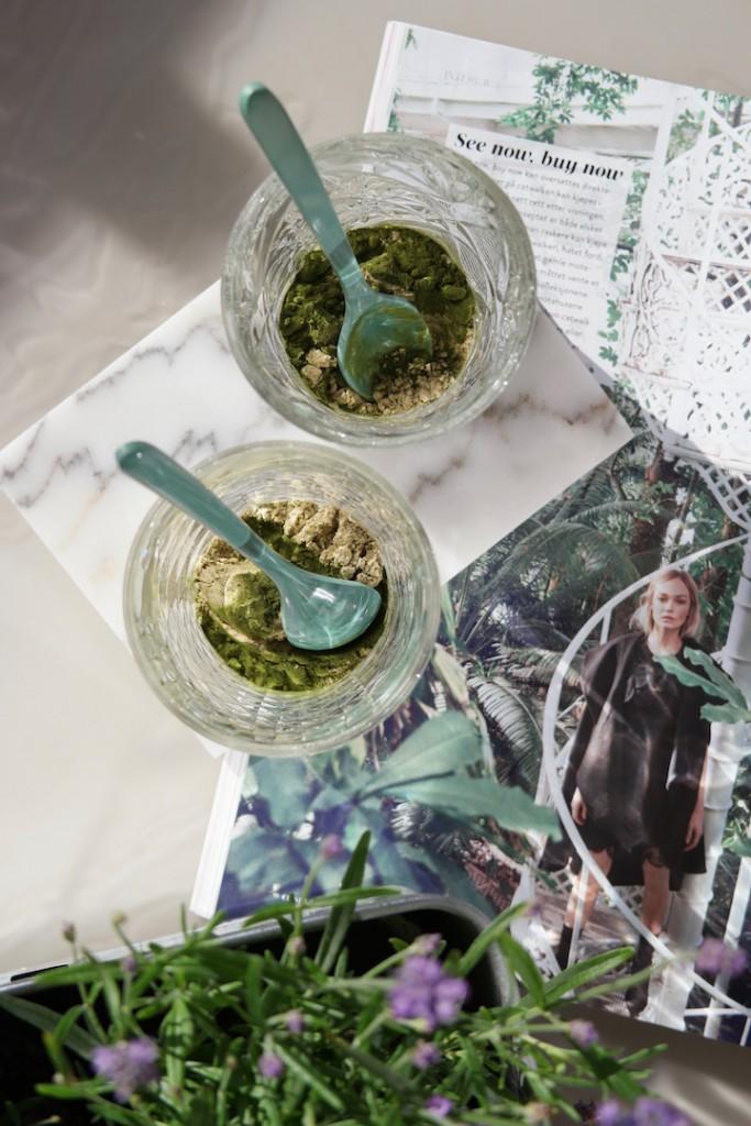Grønn start på dagen // Ladybirds Nest