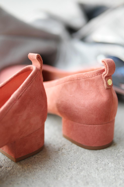 Coral Block Heel - en perfekt hæl for hverdagene