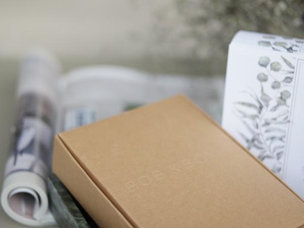 Bob&Boxy – Naturlig skjønnhet rett i postkassa