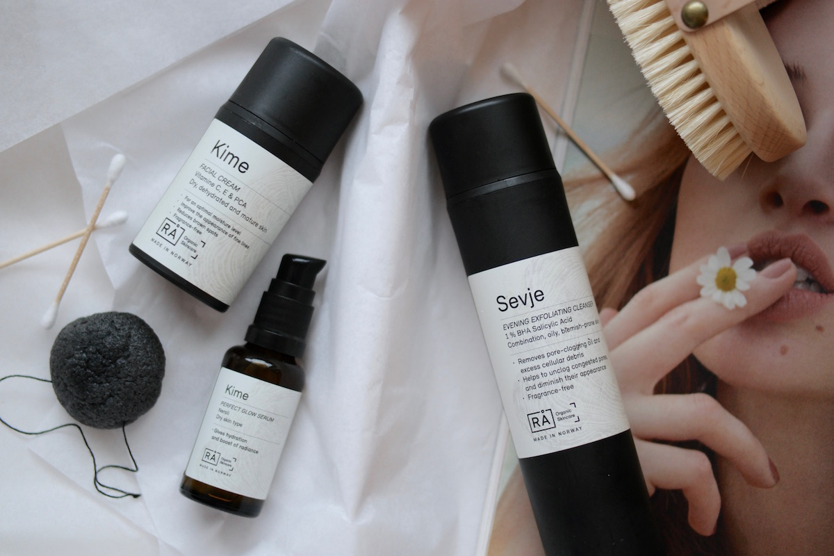 Favoritter fra norske RÅ Organic Skincare
