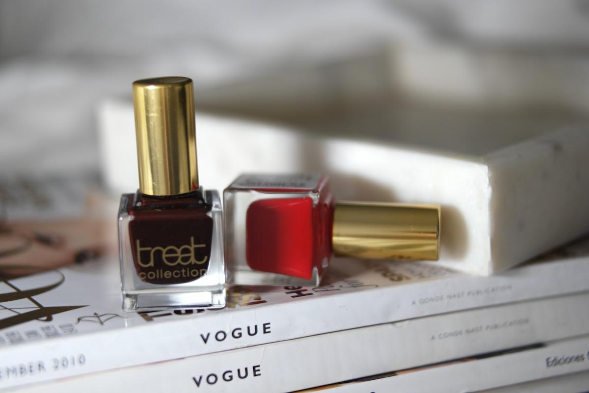 Søndagstips – tilbud på Treat neglelakk og lebestifter