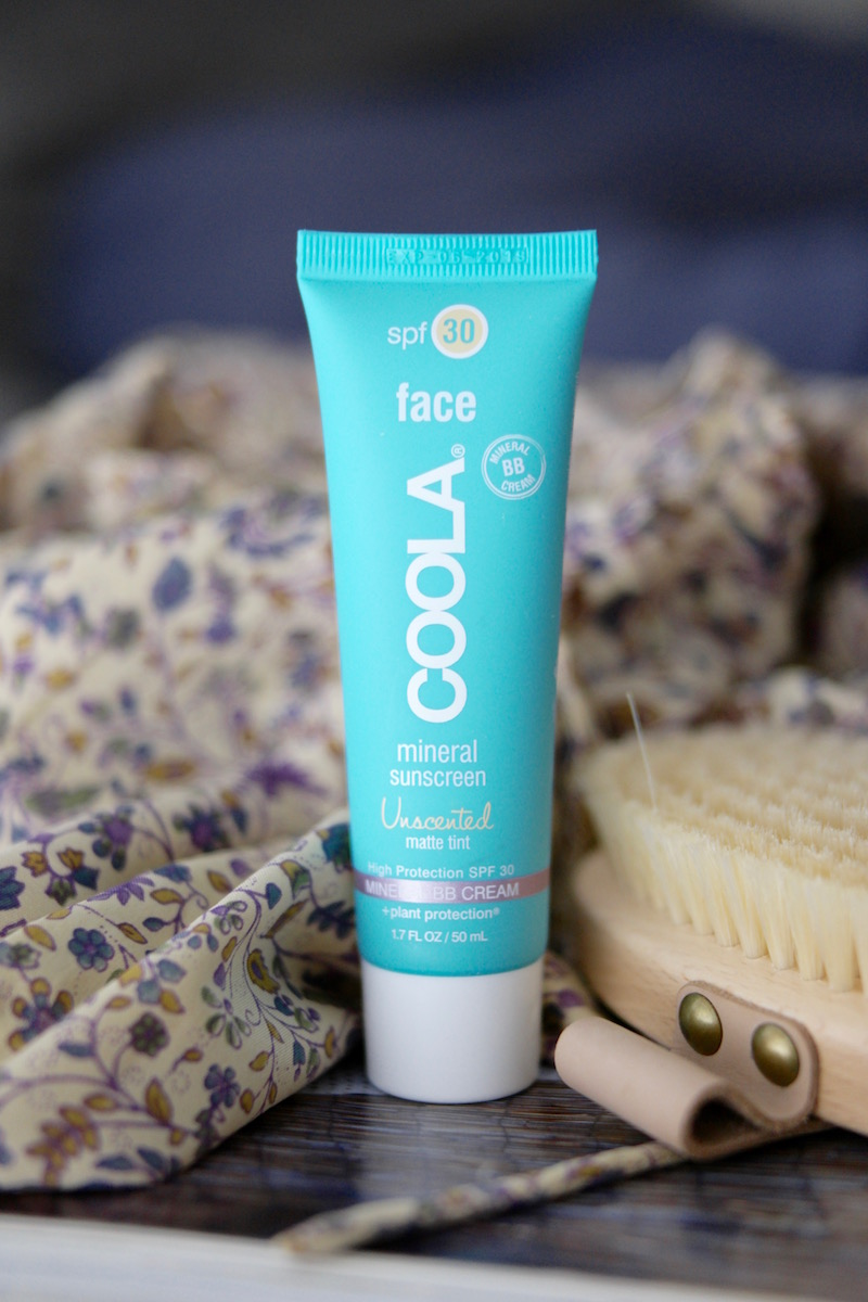 Coola Mineral Sunscreen // Beauty