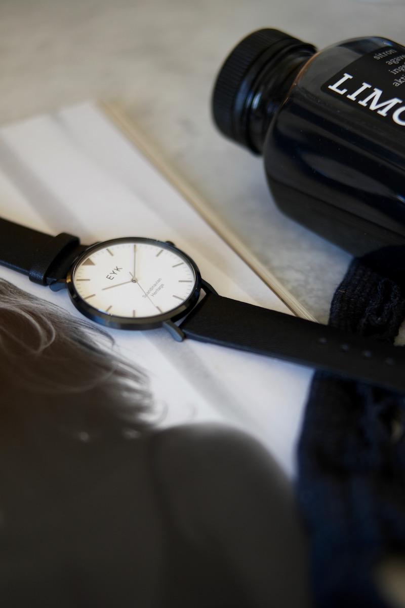 EYK – Klokker som bidrar