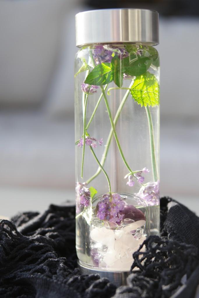 Krystallflaske // Ladybirds Nest