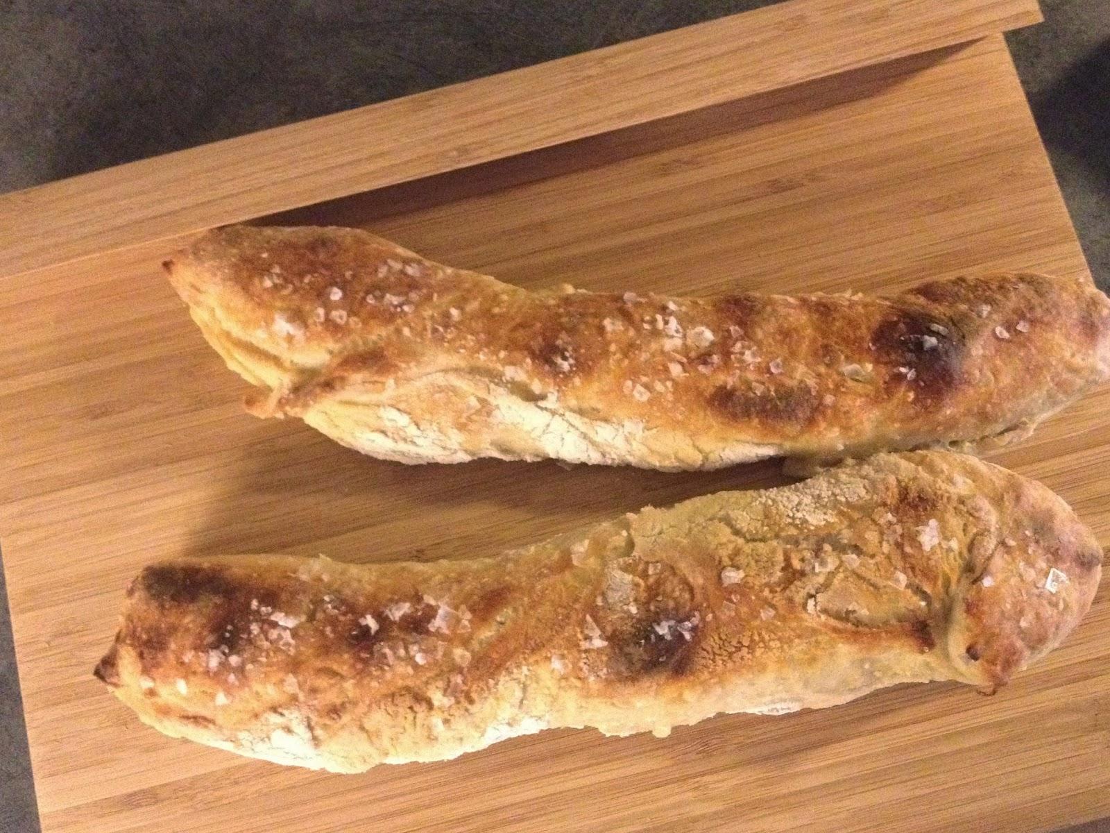 Stecca – små italienske og rustikke baguetter