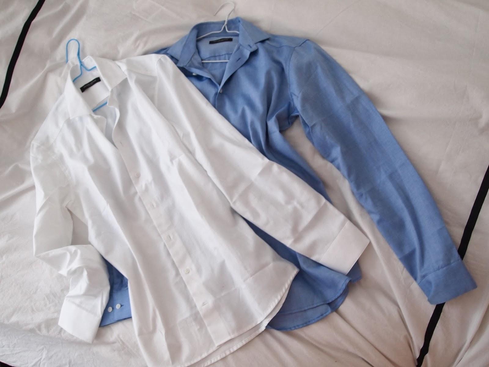 Å stjele skjorter fra herrene