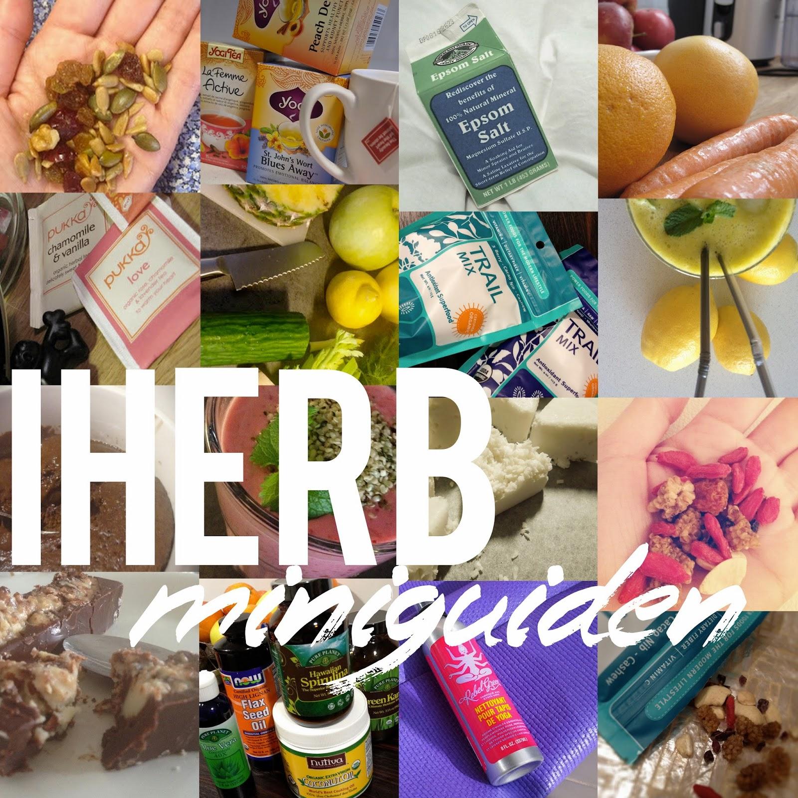 Iherb miniguiden