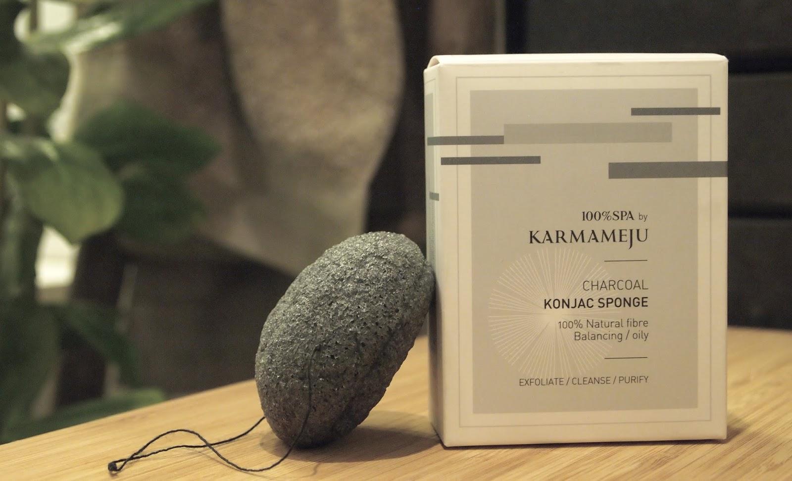 Karmameju Konjac Sponge – en ny favoritt