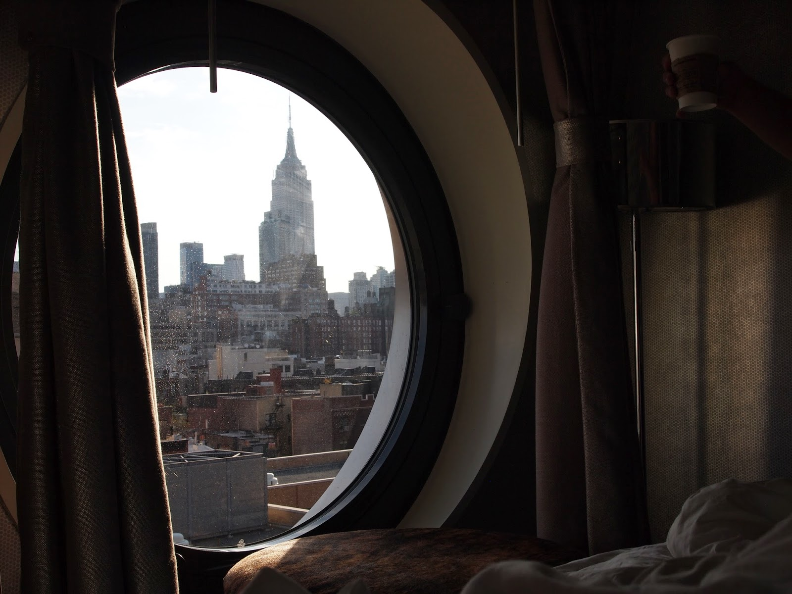 A Room with Empire View