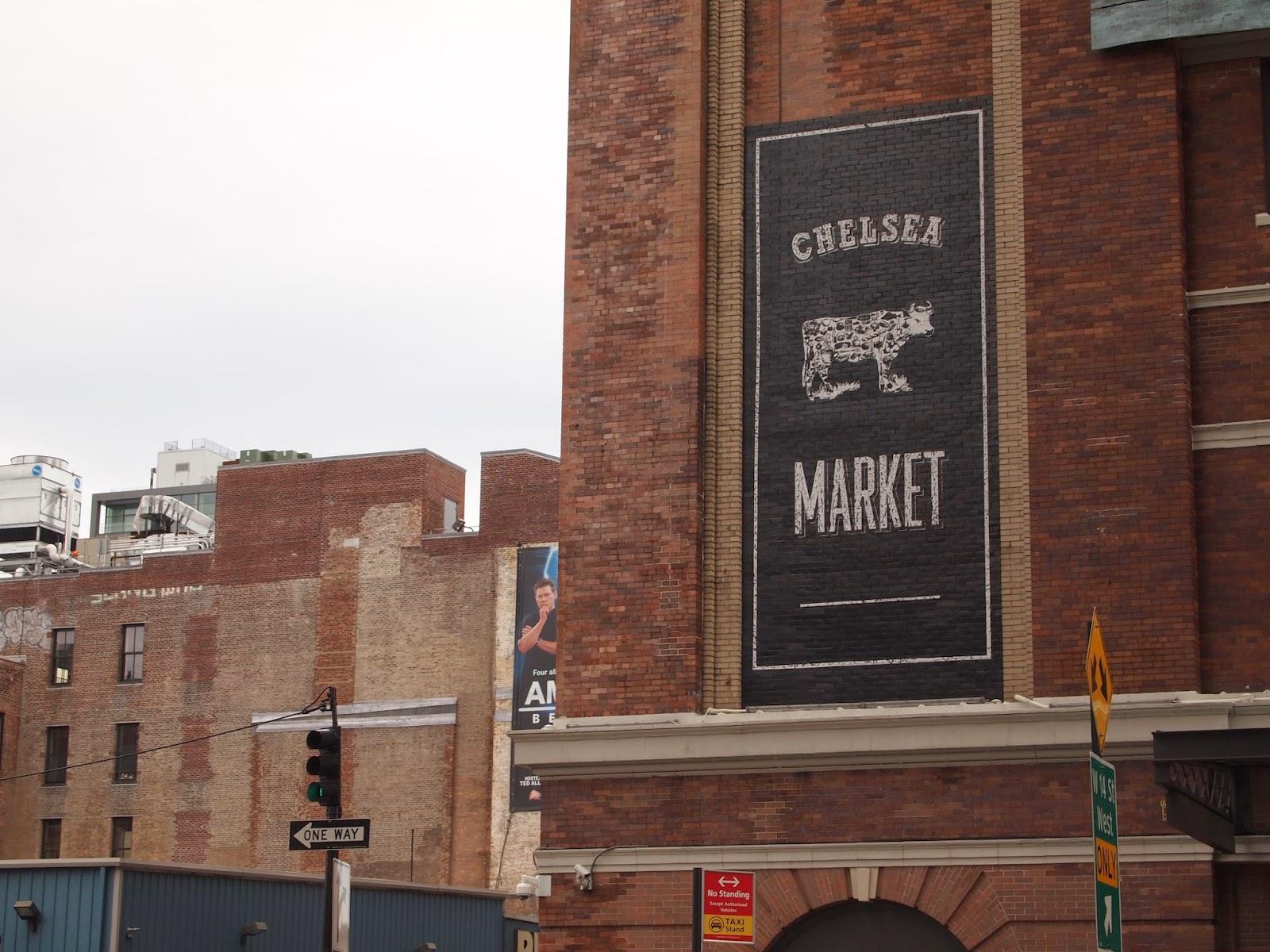 Chelsea Market – Rana og Buddakan