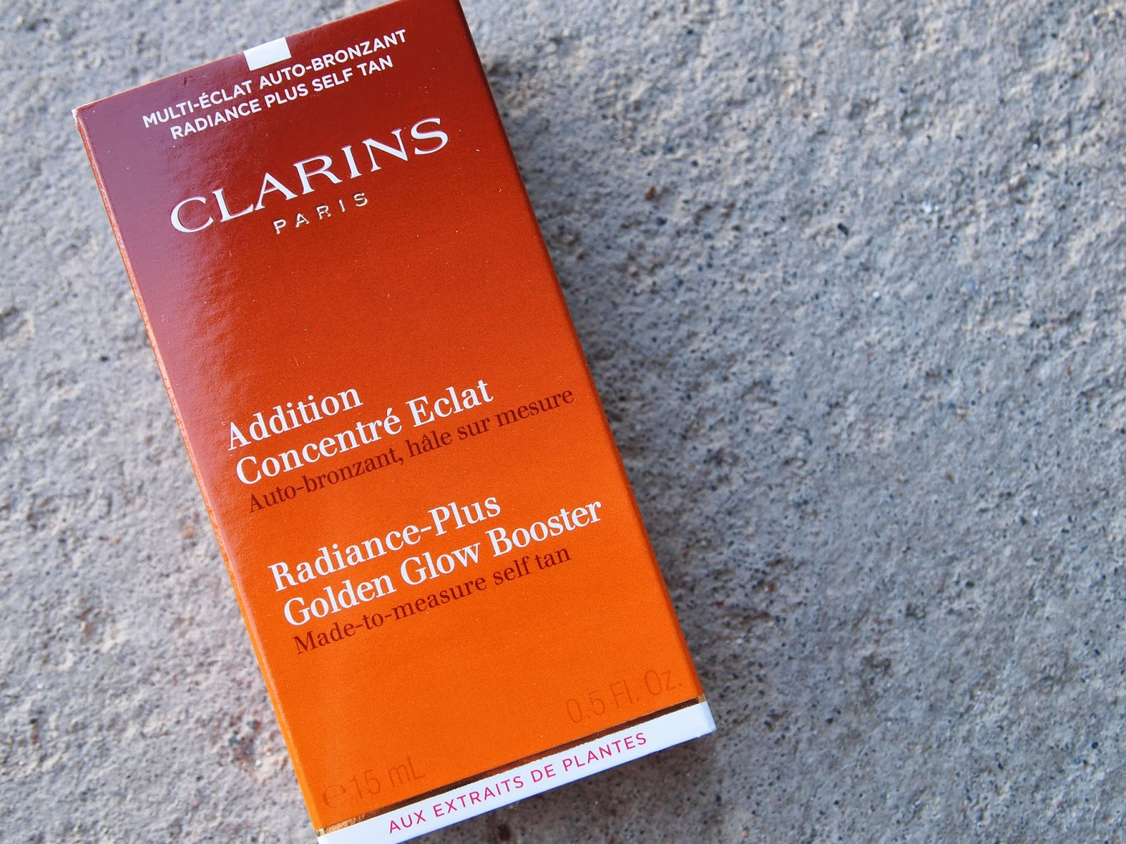 Clarins Golden Glow Booster – hvordan er den egentlig?