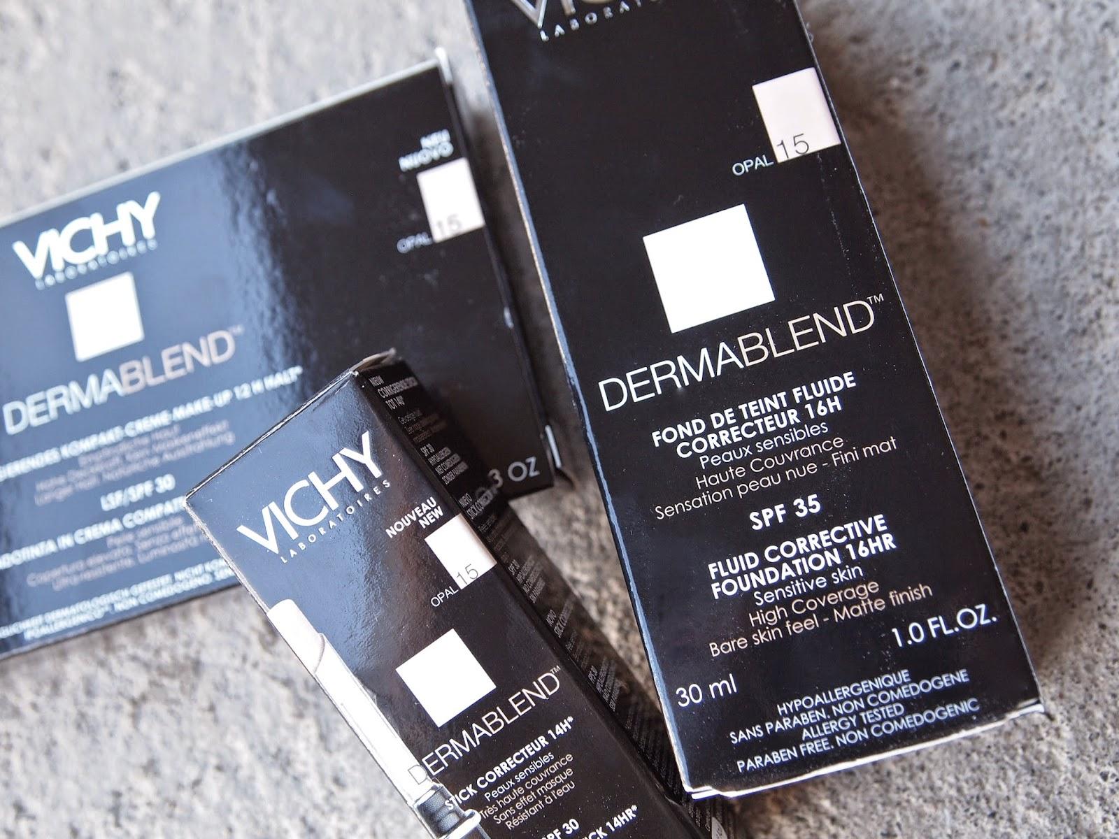 Vil du teste Vichy Dermablend?