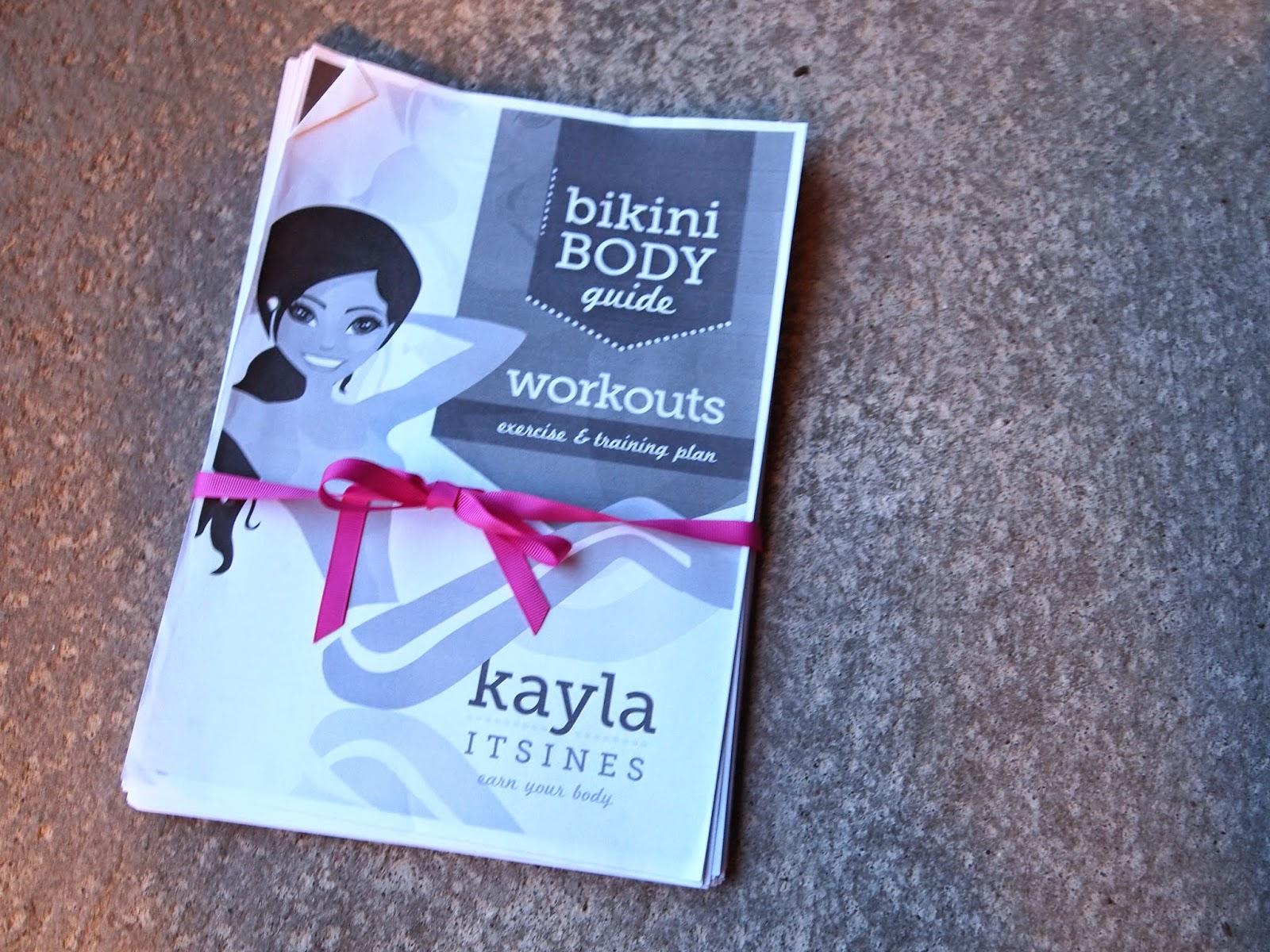 12 uker med Kayla Itsines