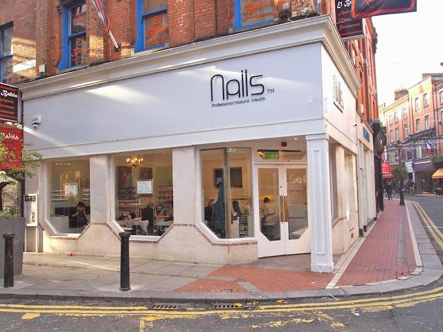 Nails neglebar i Dublin