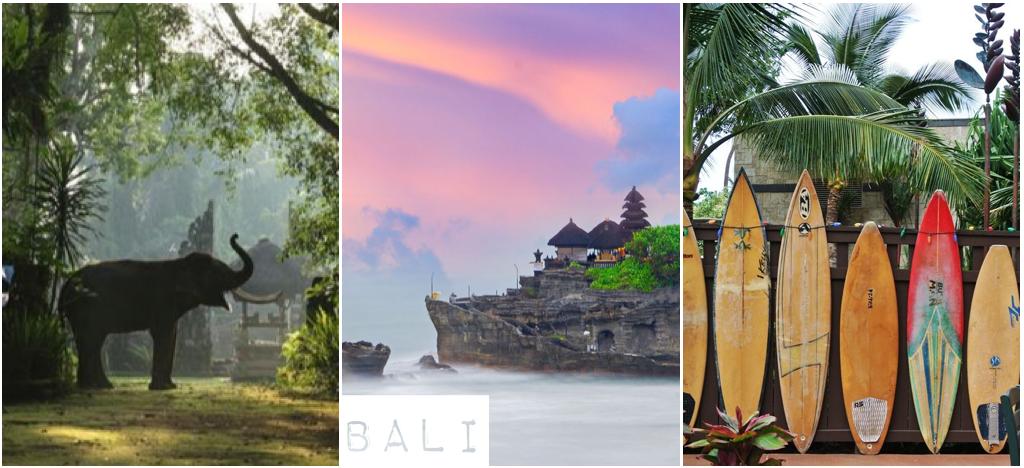 Bali Coming Up