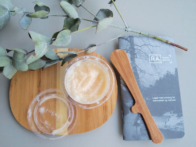 Saltshampoo fra Rå Organic Skincare