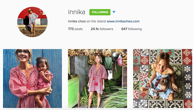 Instagramtips: @innika