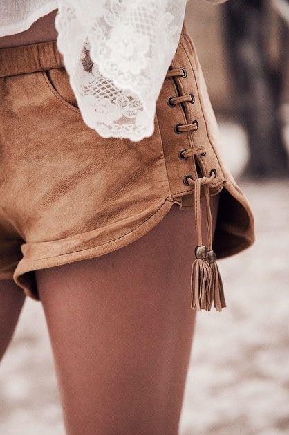 Jurupa Shorts fra Hunkydory