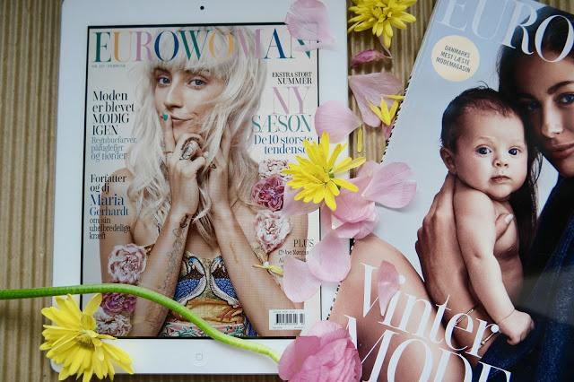 Nye magasiner hos Flipp – Eurowoman, Rum, Børn …