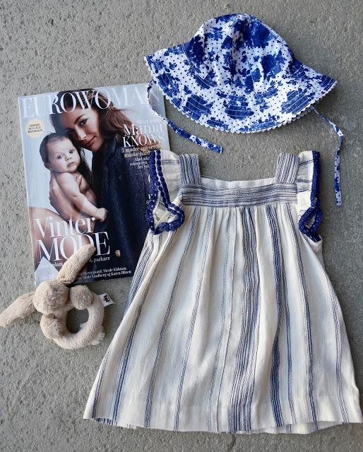 Kjole fra Zara sin Artisan Capsule