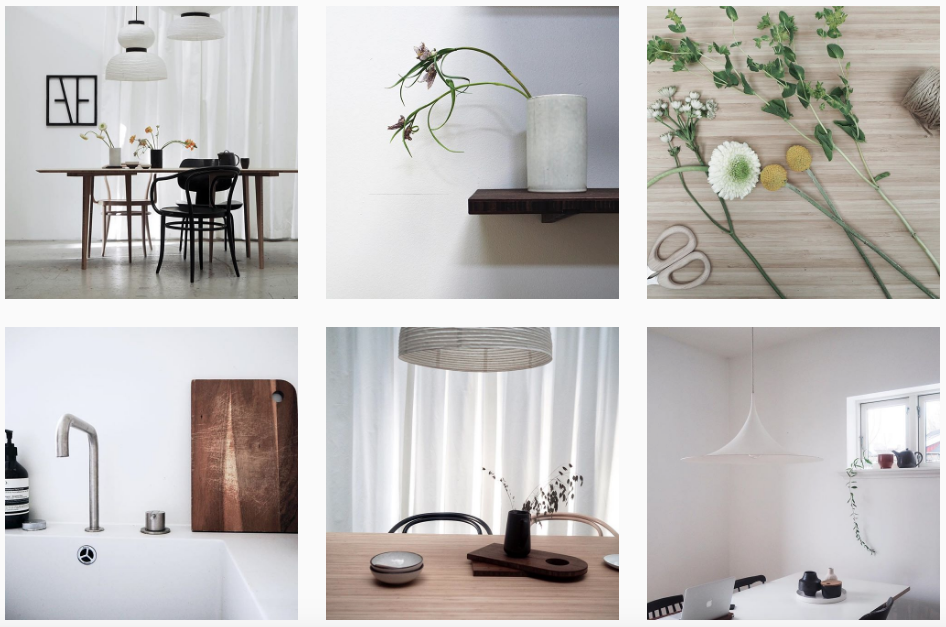 Ask & Eng - hjemmelaget interiør i bambus