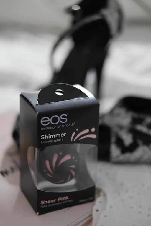 EOS konkurranse – Vinn Shimmer Lip Balm