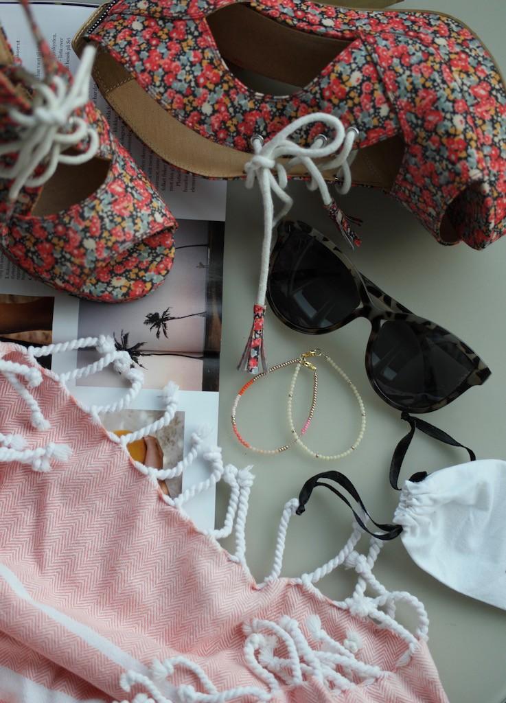 Petit Perles armbånd // Ladybirds Nest
