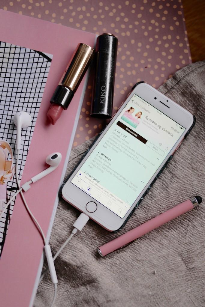 Synnøve og Vanessa Podcast // Ladybirds Nest Blogg