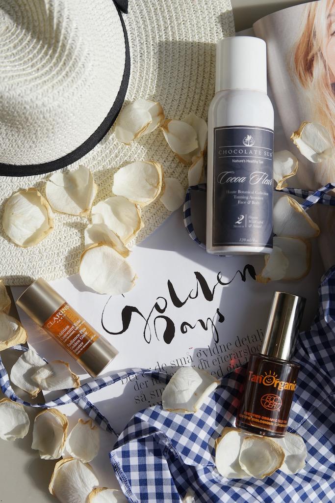 3 gode selvbrunere – solkysset hud coming up!