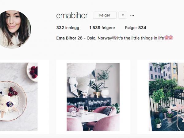 Instagramtips @emabihor