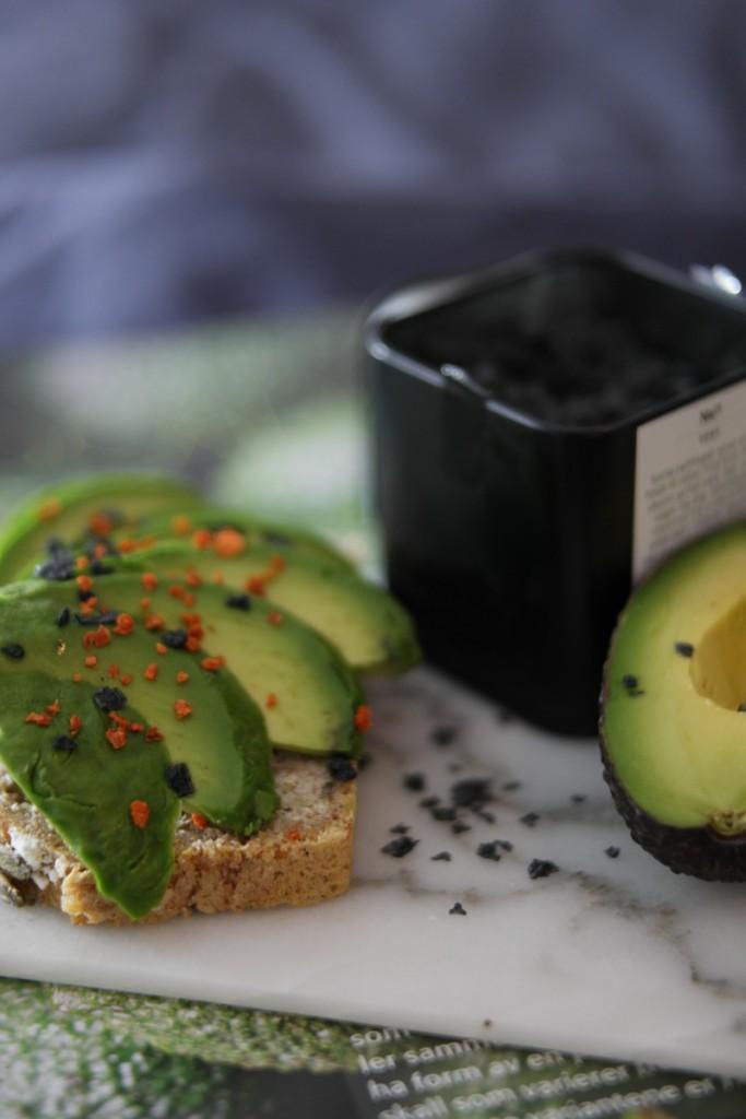 Avo Toast - Blogger toasten